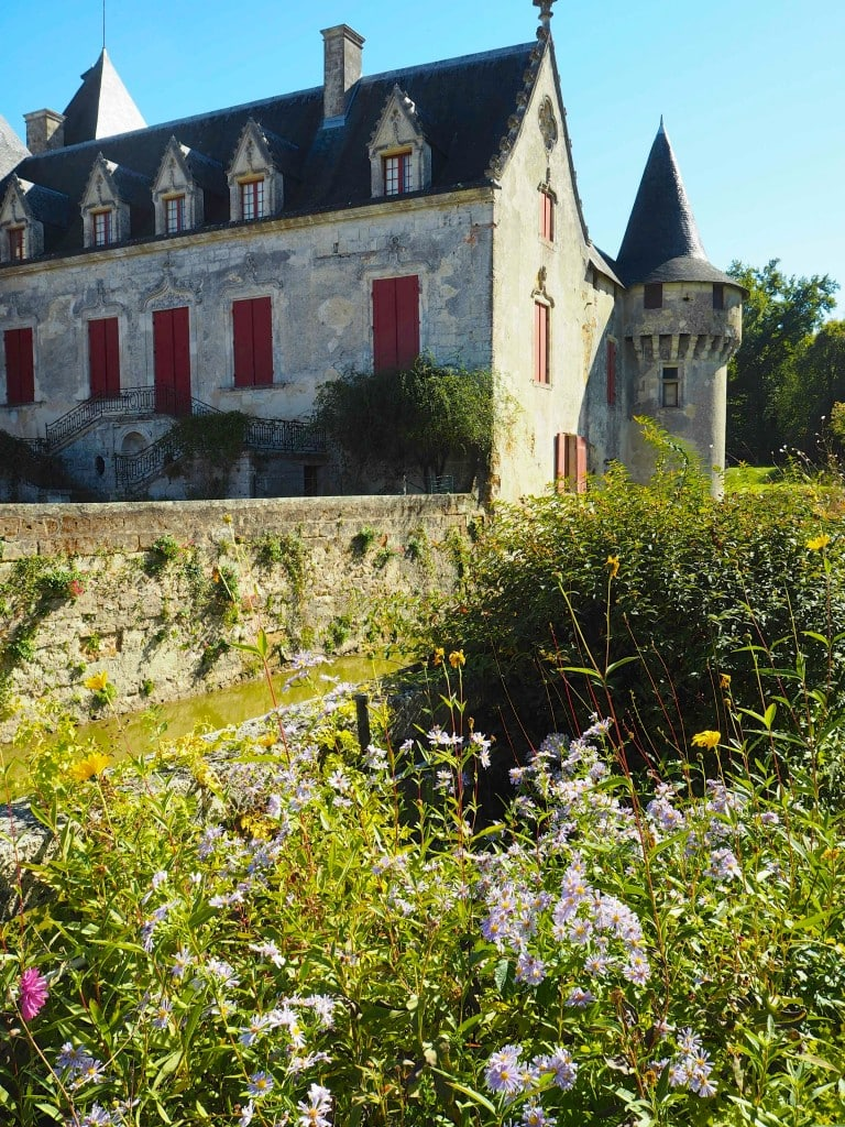 Chateaux Olivier Bordeaux wine tasting