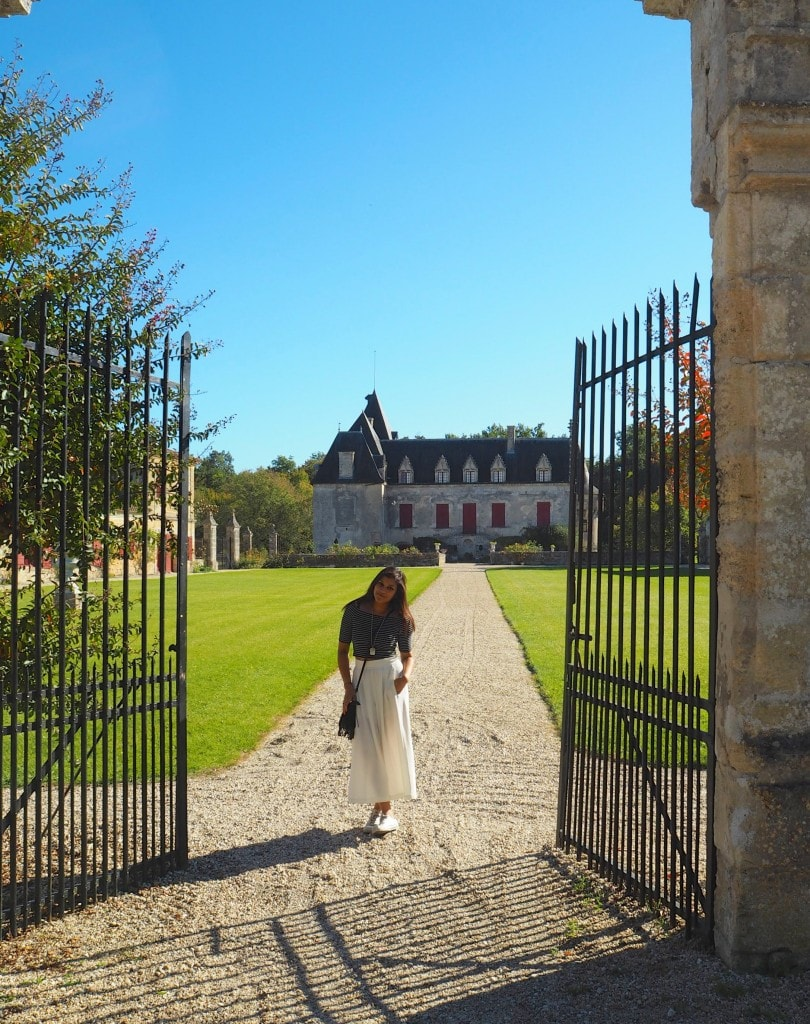 Chateaux Olivier Bordeaux The Style Traveller