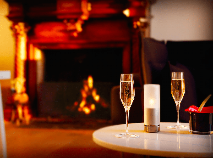 St james Relais & Chateaux champagne holiday
