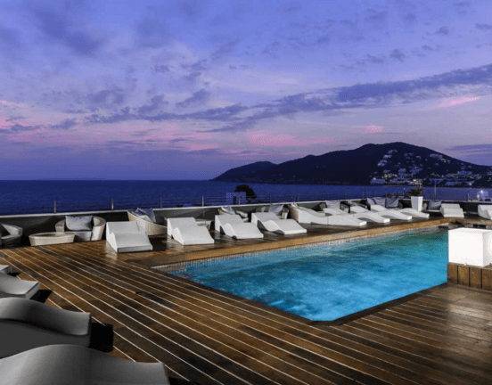 Aguas de Ibiza hotel The Style Traveller fitness