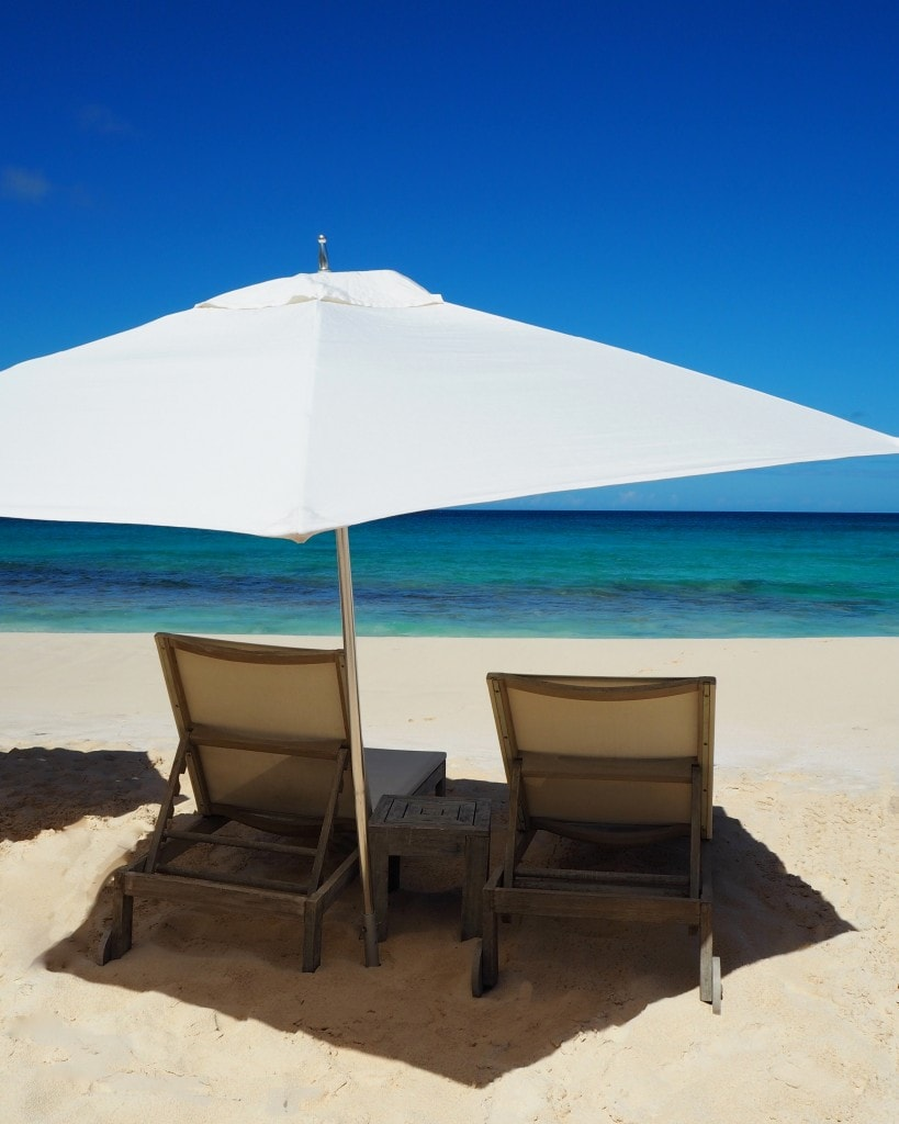 Viceroy Beach Anguilla Style Traveller