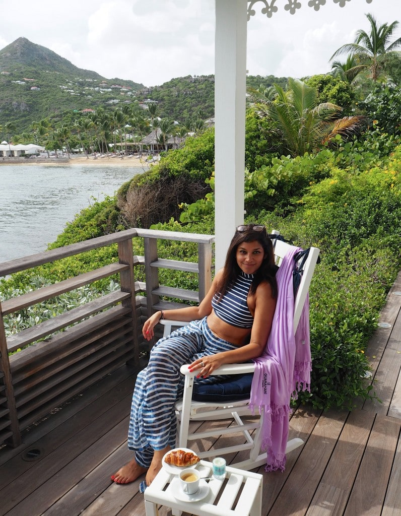 The Style Traveller Bonnie St Barts Le Guanahani