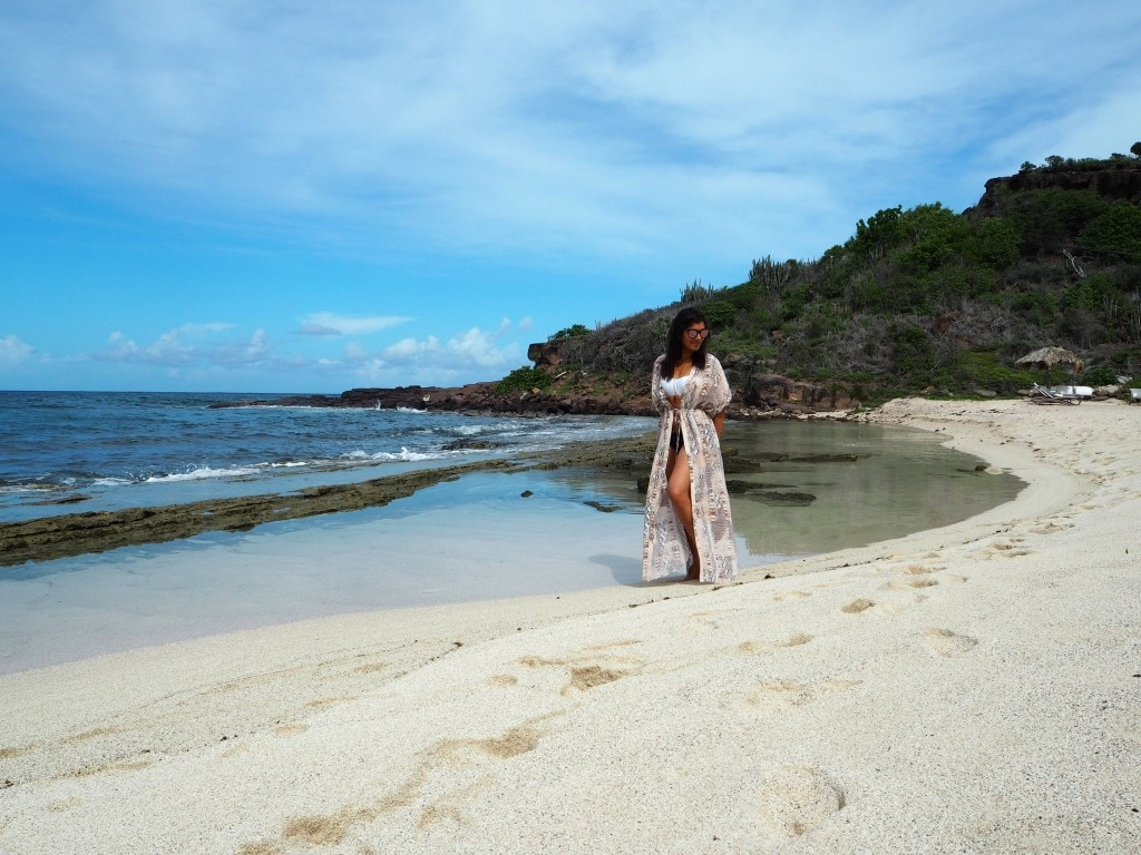 The Style Traveller Bonnie St Barths Le Guanahani