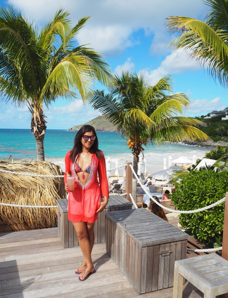 St Barth's - Street StyleSt Barth's - Street Style Cheval Blanc