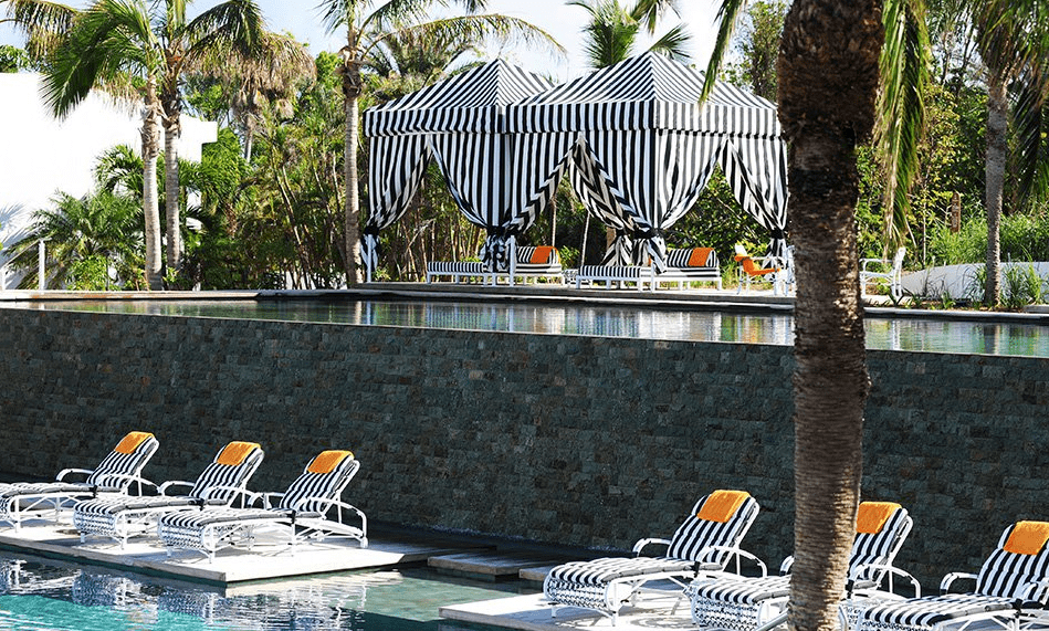 Chic Swimming pool Maliouhana Anguilla