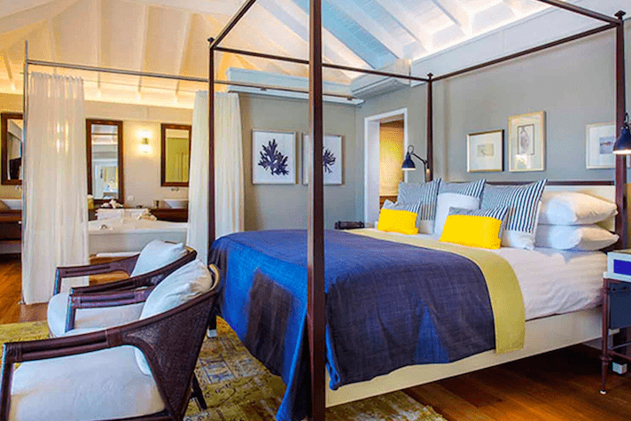 The Style Traveller Le Guanahan Admiral suite