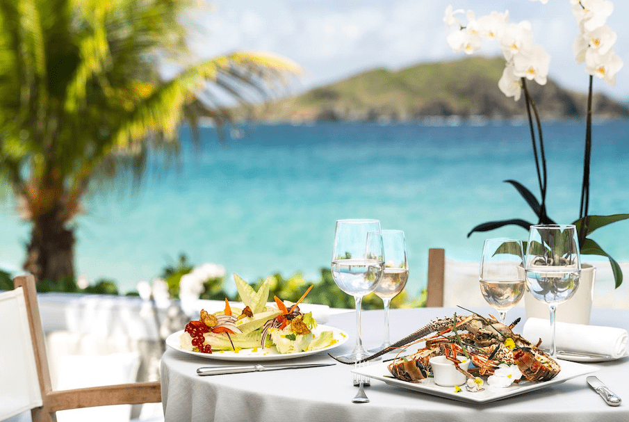 St Barth's - Restaurants, Beach Bars and Partying