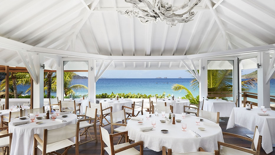 Hip bars Caribbean The Style Traveller Cheval Blanc St Barths