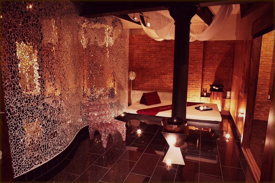 Thai square spa The Style Traveller treatments