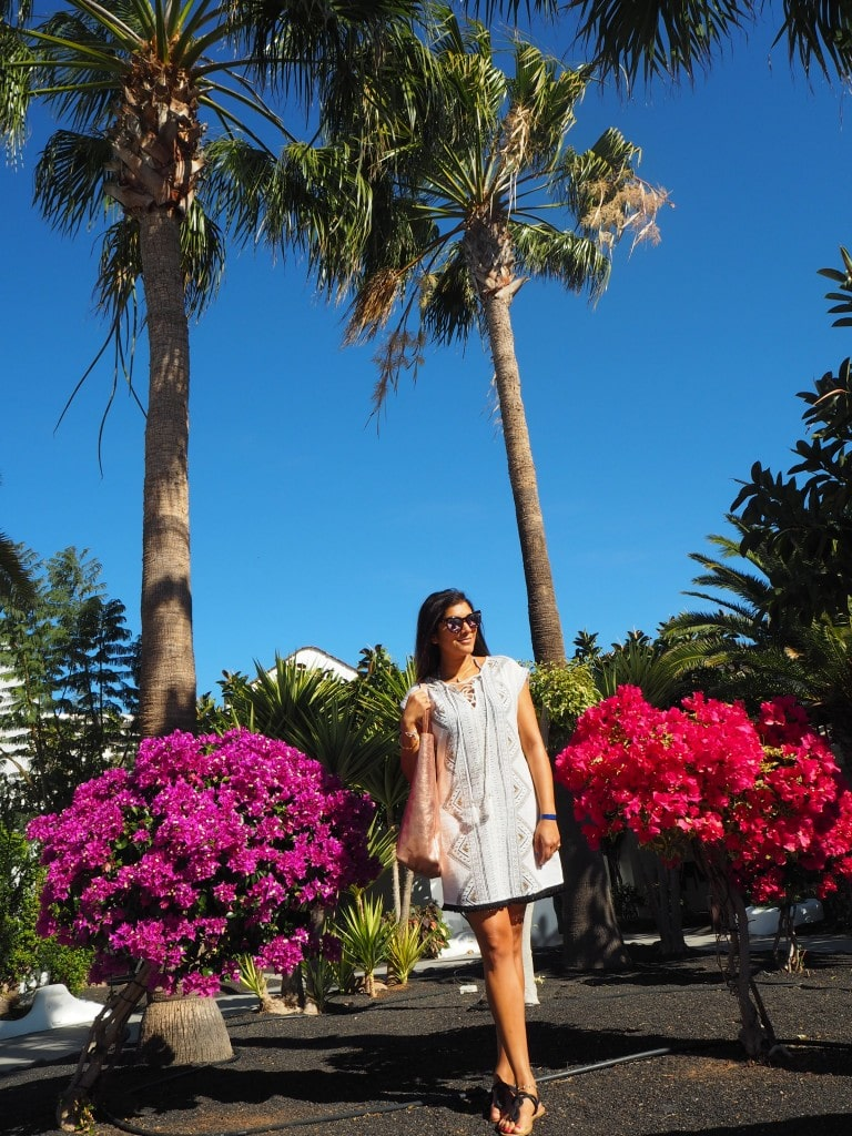The Style Traveller Bonnie Rakhit fashion What to wear Lanzarote