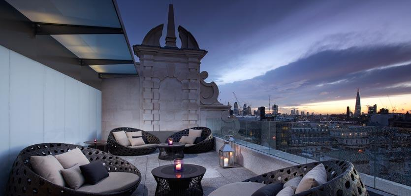 Radio rooftop best bar london The Style Traveller