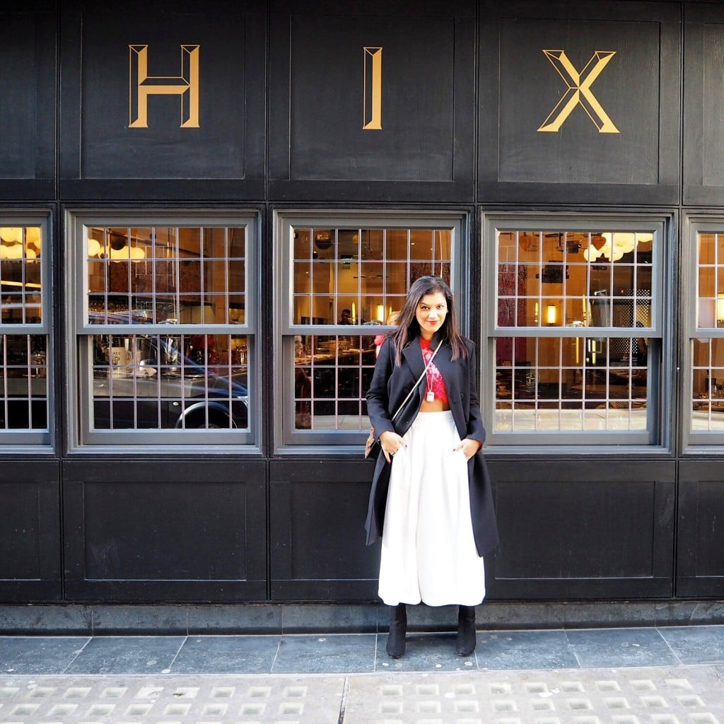 The Style traveller Bonnie Hix restaurant
