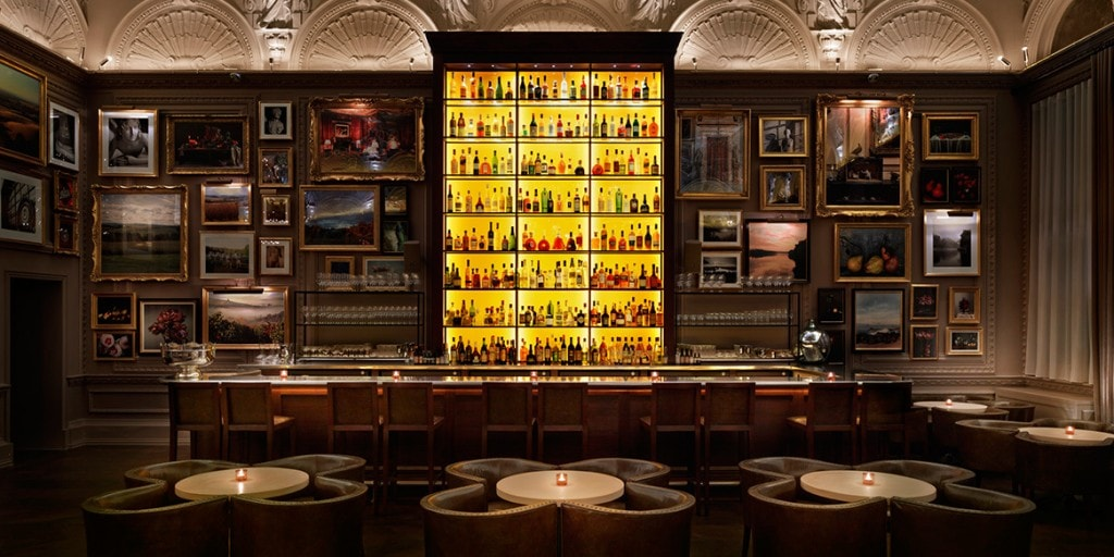 berners-tavern bar Style Traveller Best bar London