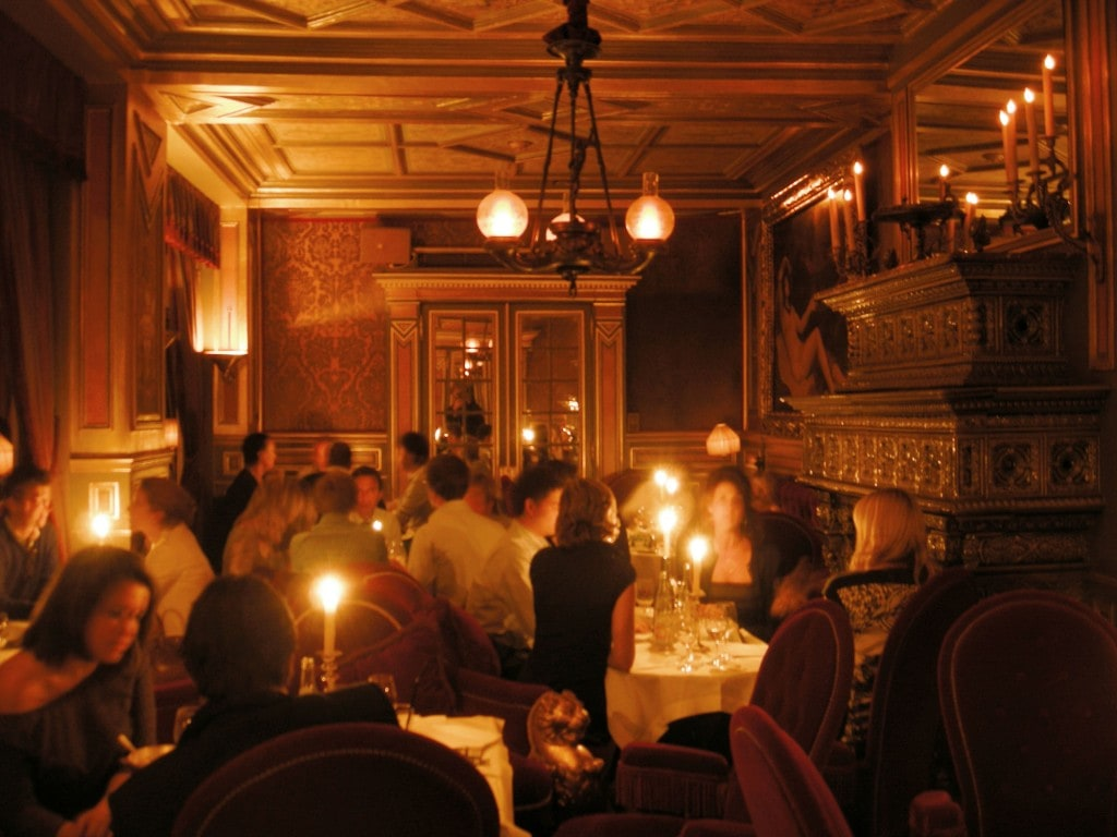 Hotel Costes dining room The Style Traveller