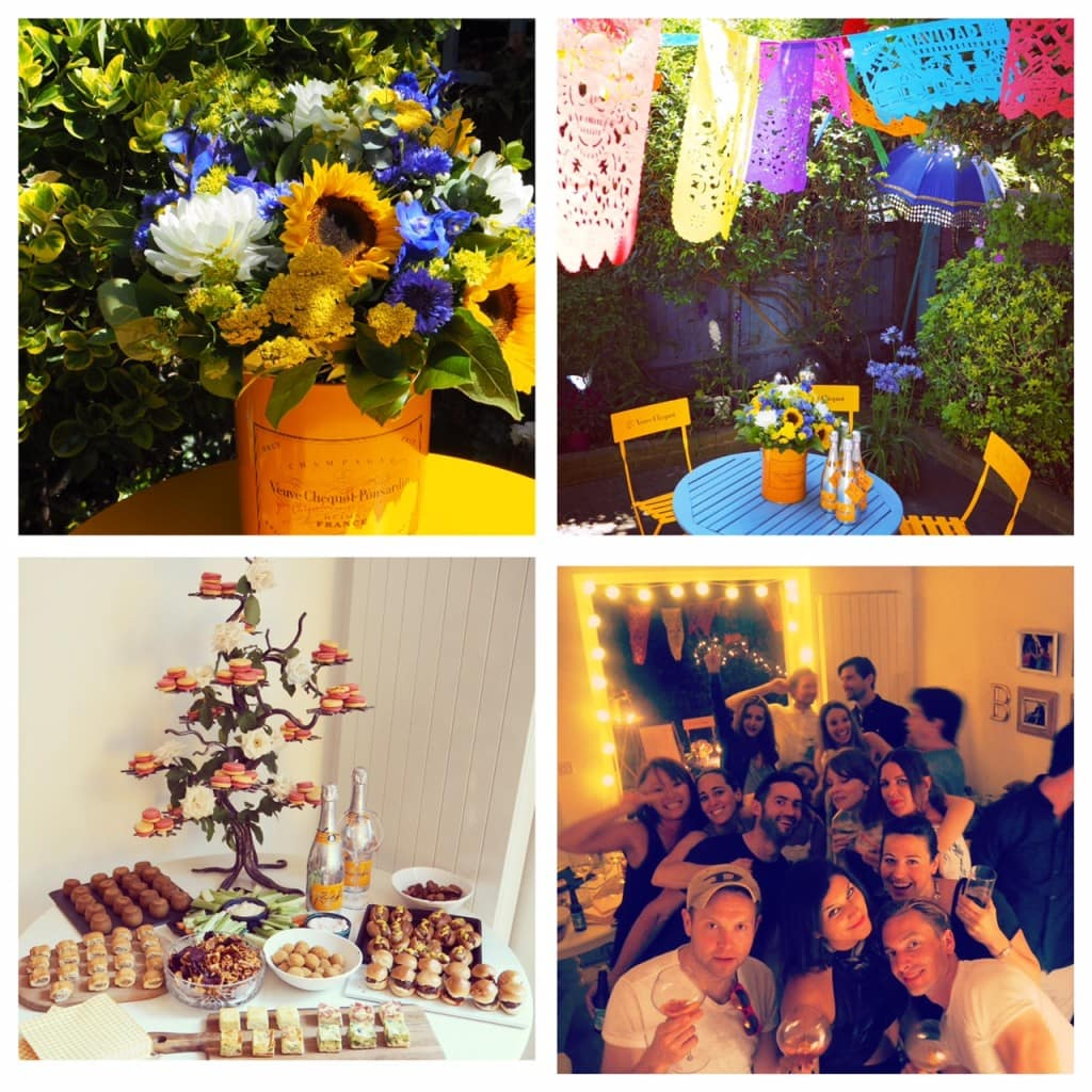 The Style Traveller summer house party