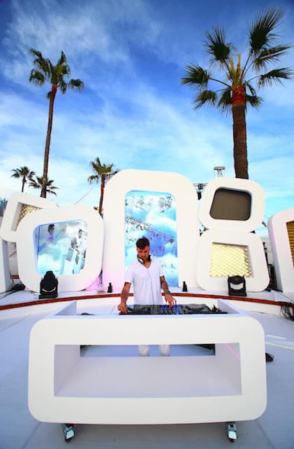 DJ win tickets to Ocean Club Marbella opening party