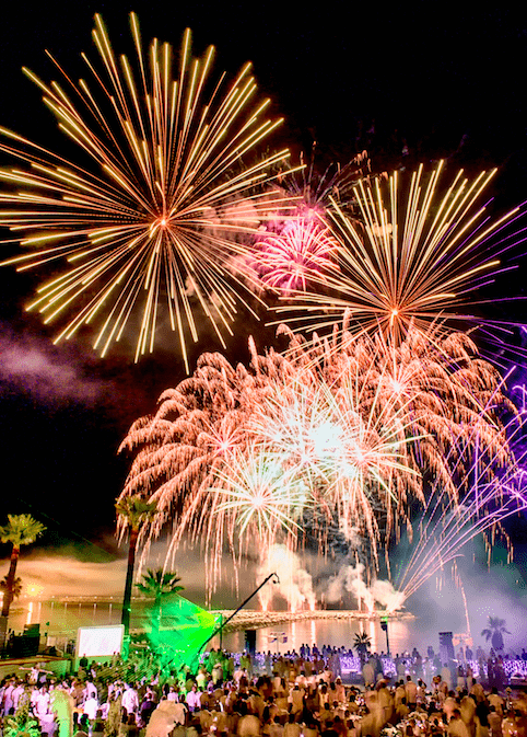 Fireworks Competition Ocean Club Marbella The Style Traveller