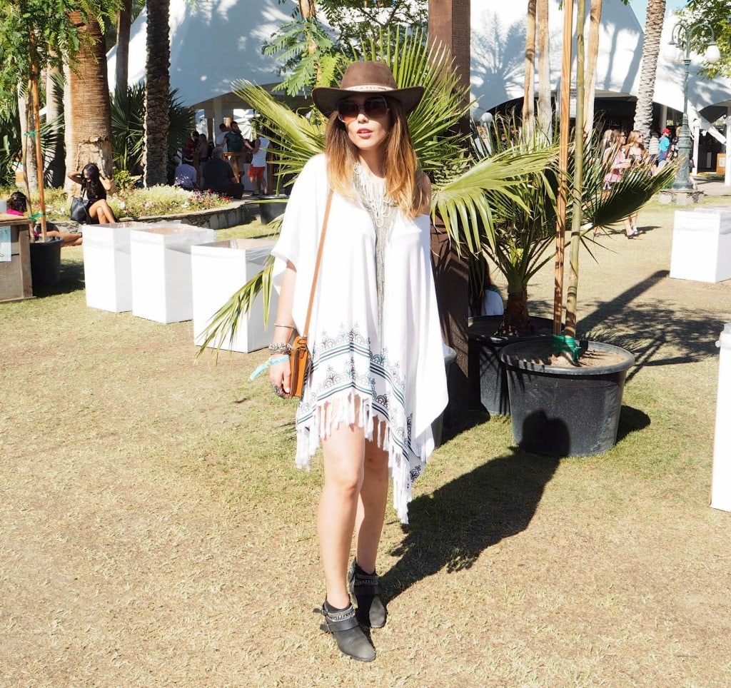 Coachella Palm spring festival fashion