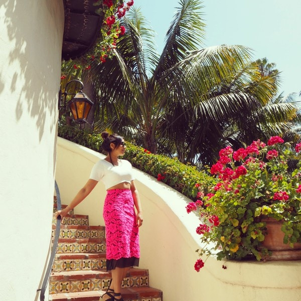 The style traveller Biltmore Bonnie Rakhit four seasons fashion