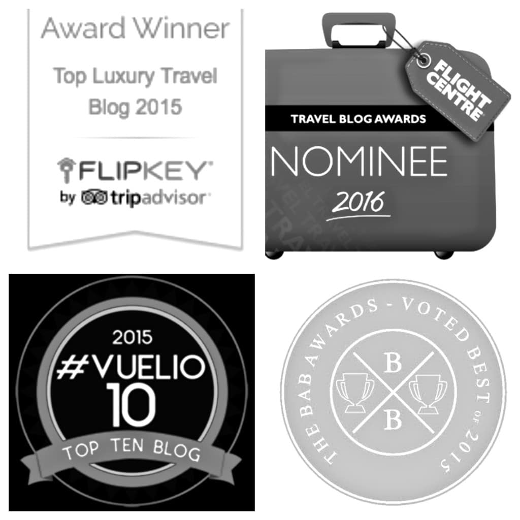 Awards for The Style Traveller