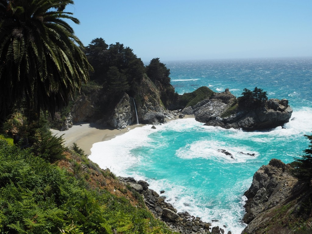 McWay Falls Big Sur The Style Traveller
