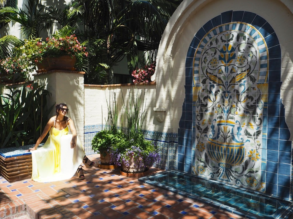 The Style Traveller Bonnie Rakhit visit californnia road trip