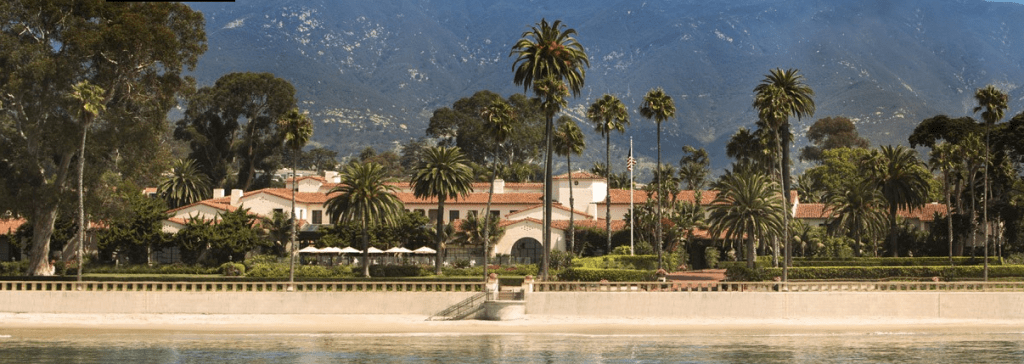 The biltmore Santa Barbara luxury hotels