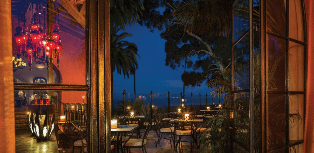 the biltmore santa barbara restaurant