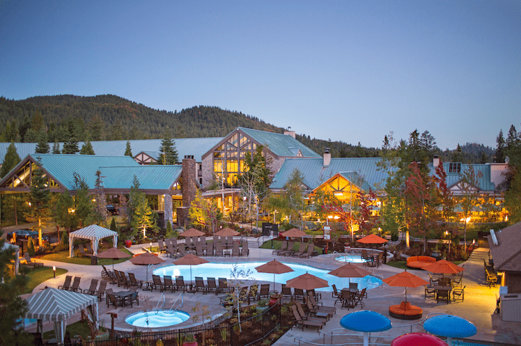 Tenaya Lodge Luxury hotel Yosemite The Style Traveller