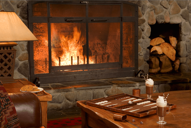 Tenaya Lodge Luxury hotel Yosemite fire The Style Traveller