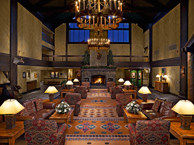 Where to stay Yosemite Tenaya Lodge Yosemite The Style Traveller