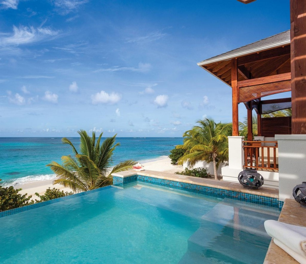 zemi beach house Anguilla © Thierry Dehove Photography