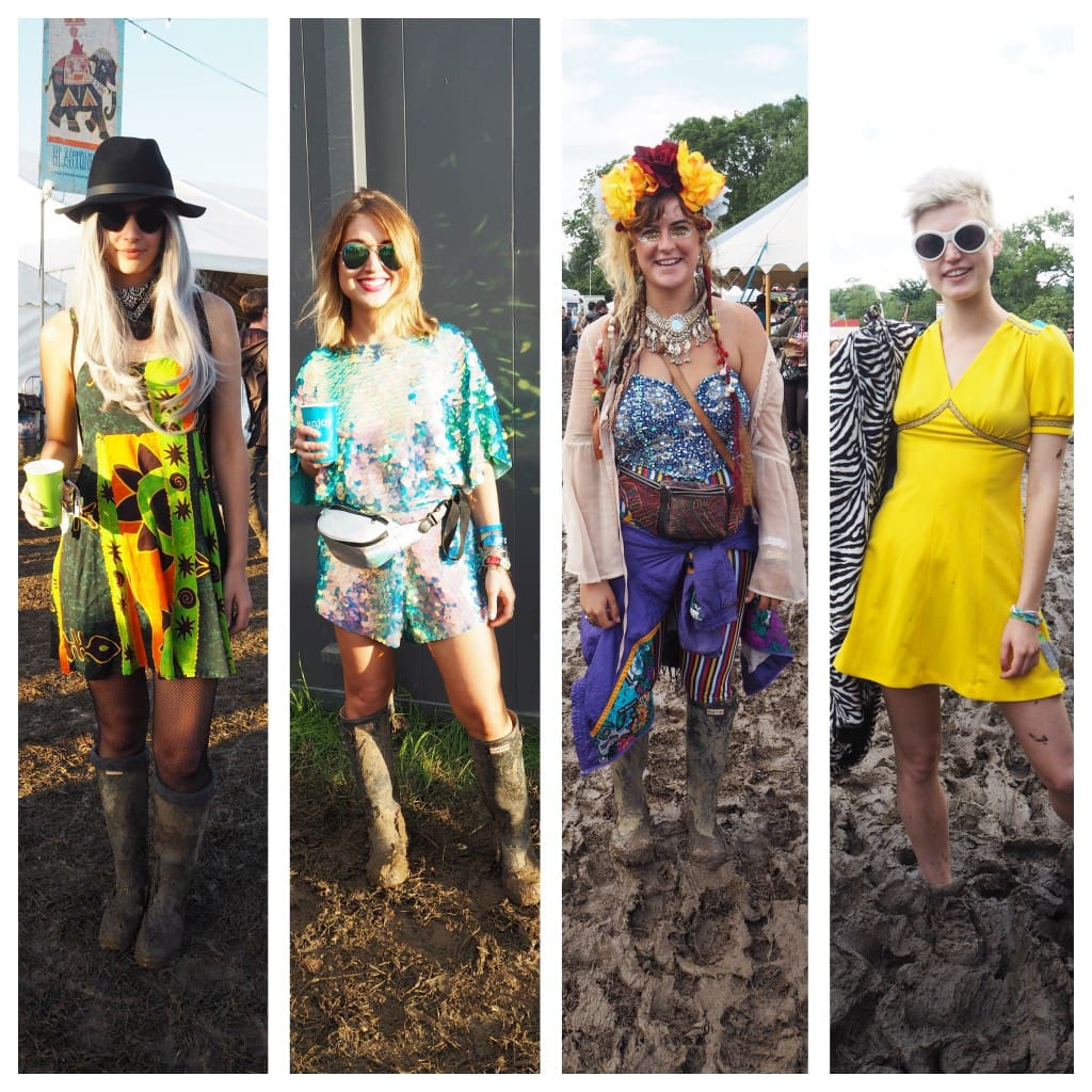 Glastonbury street style fashion what to wear