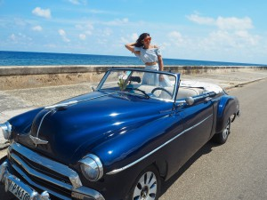 The Style Traveller Bonnie Rakhit what to wear in havana cuba