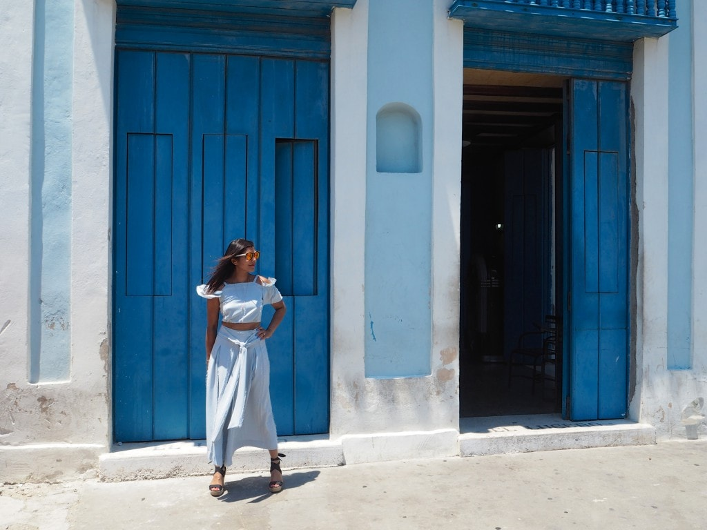 The Style Traveller Bonnie Rakhit what to wear in Cuba