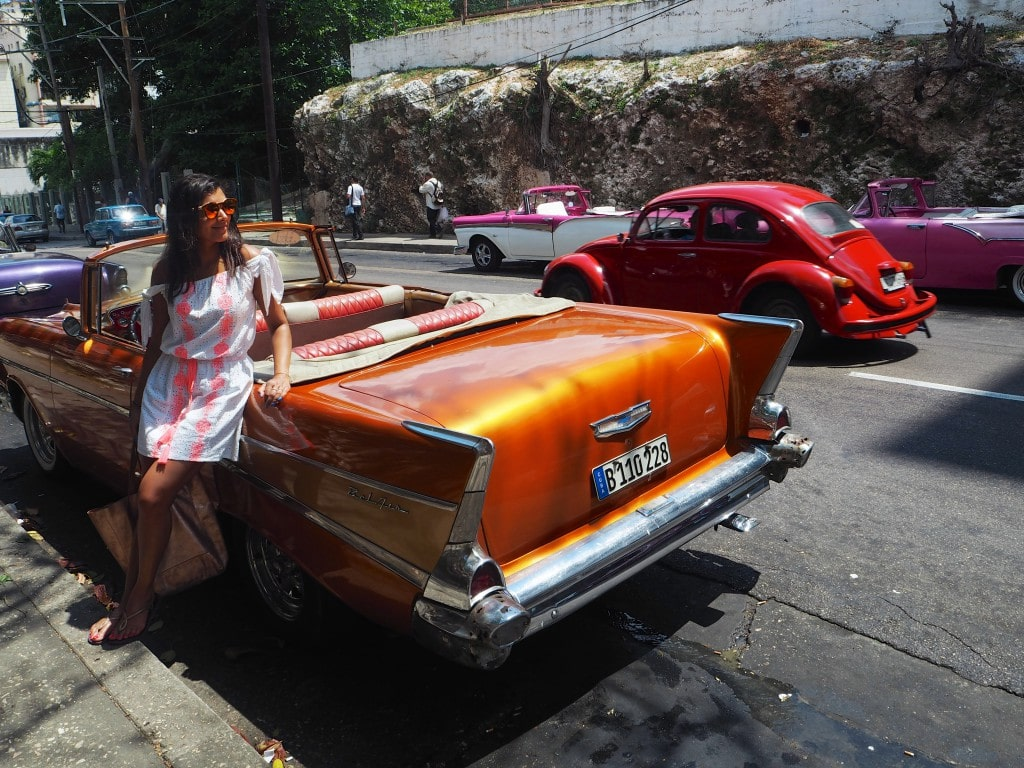 Vintage cars Havana The Style traveller