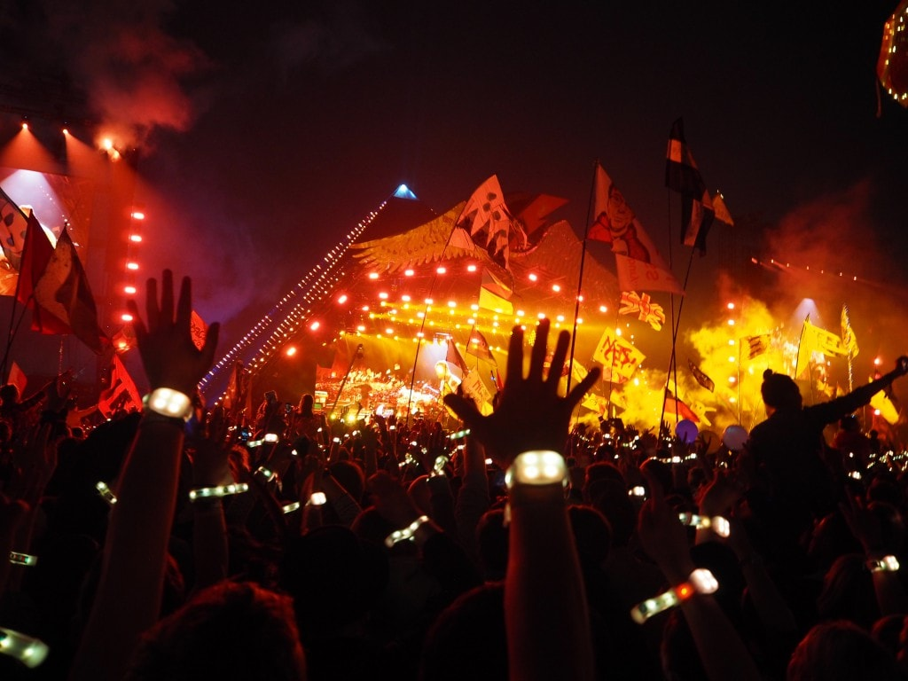Glastonbury Festival - Photo Diary