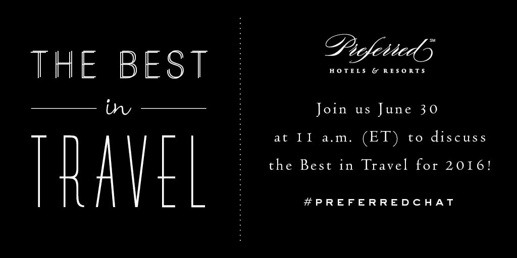 #PreferredChat twitter talk