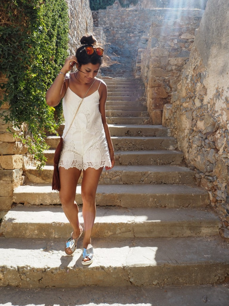 Crete holiday Bonnie Style Traveller Anthropologie