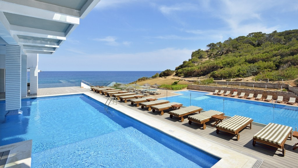 SolBeachHouse Ibiza hotels the Pool