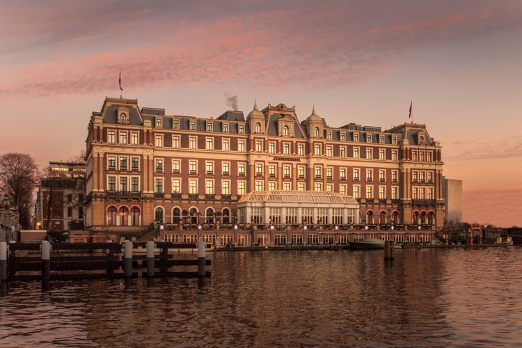 A weekend in amsterdam at the intercontinental amstel - Amstel hotel amsterdam ...