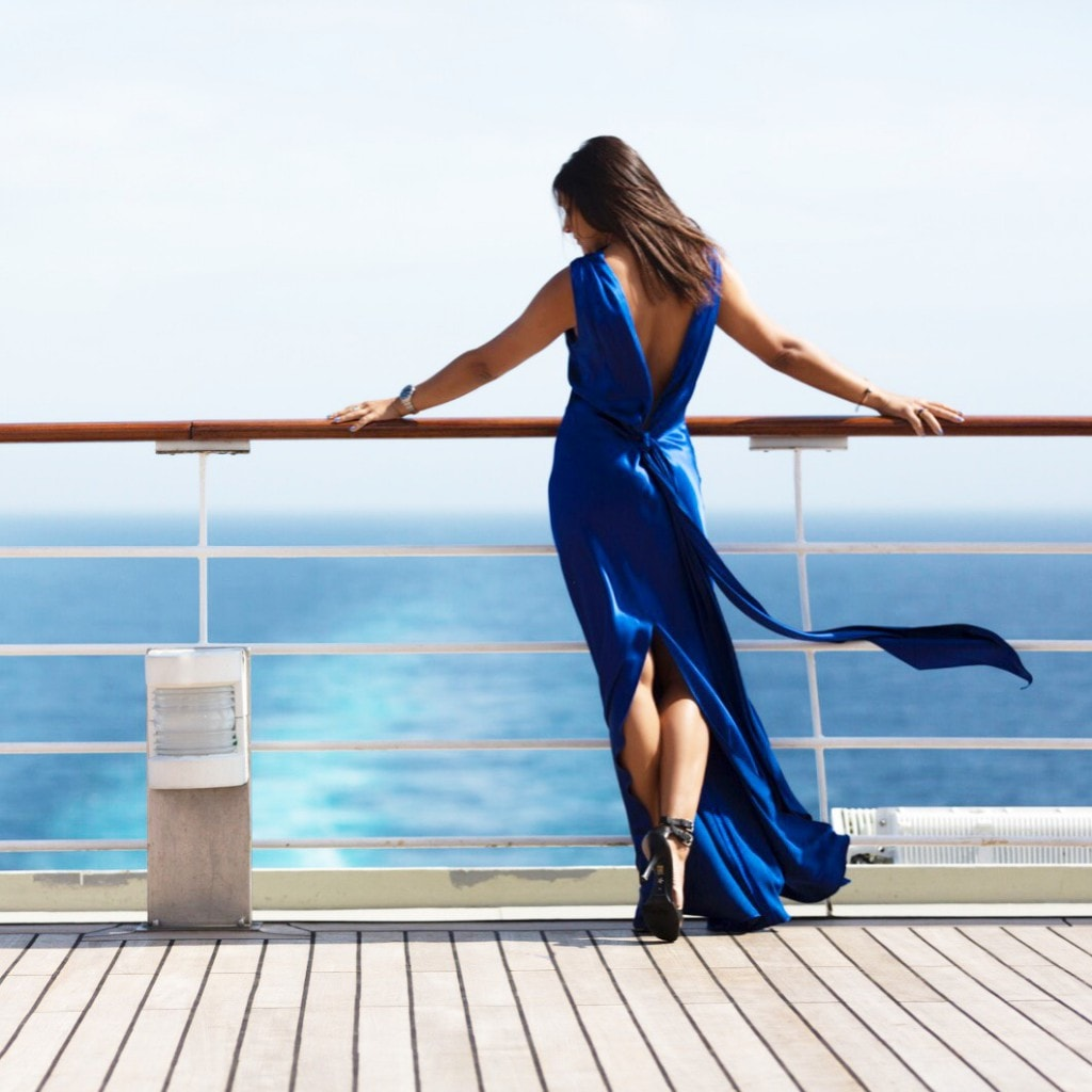 The Style traveller bonnie rakhit cruise fashion