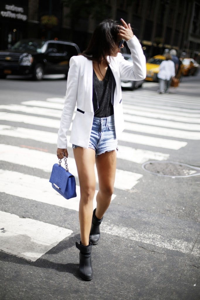 Bonnie Rakhit Style Traveller New York fashion week street style