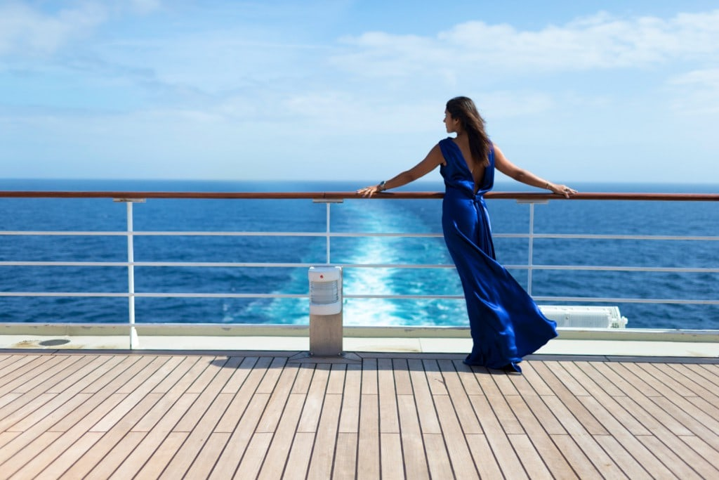 The Style traveller bonnieAmanda Wakeley cruise fashion