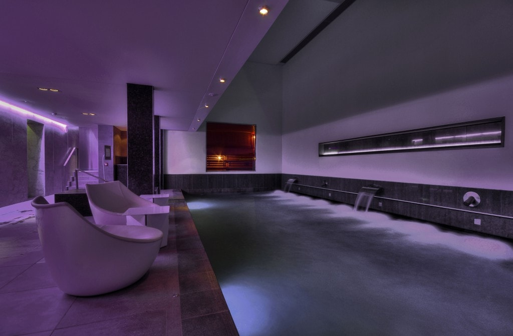 blythswood square hotel Glasgow spa