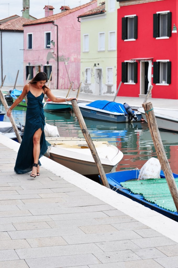 what to wear in Burano