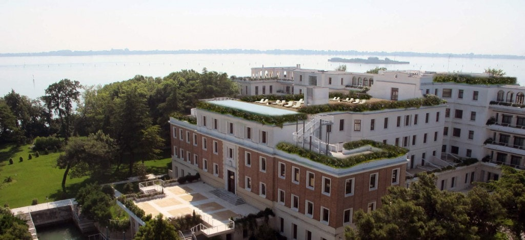 JW Marriot venice where to stay