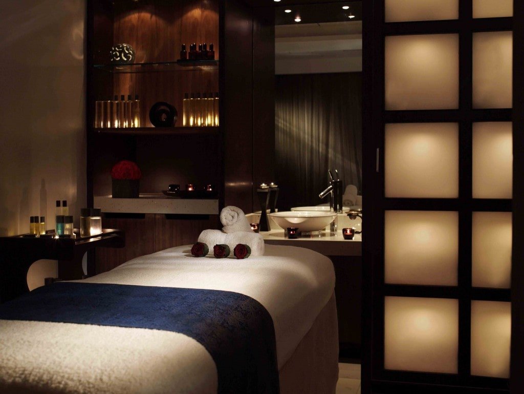 Landmark spa-treatment-room