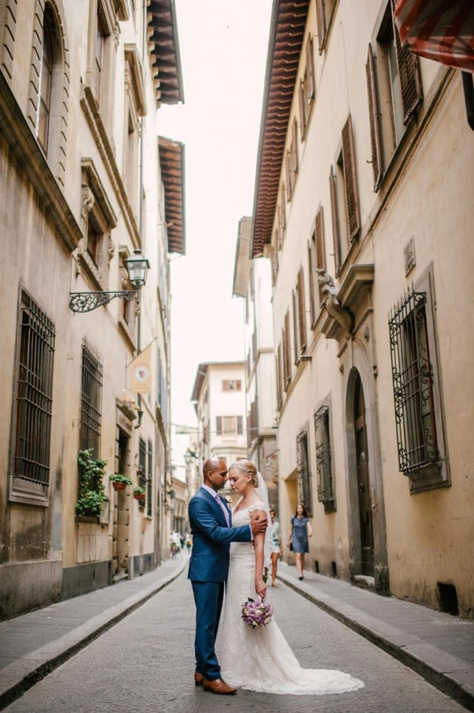An Italian Wedding in Florence