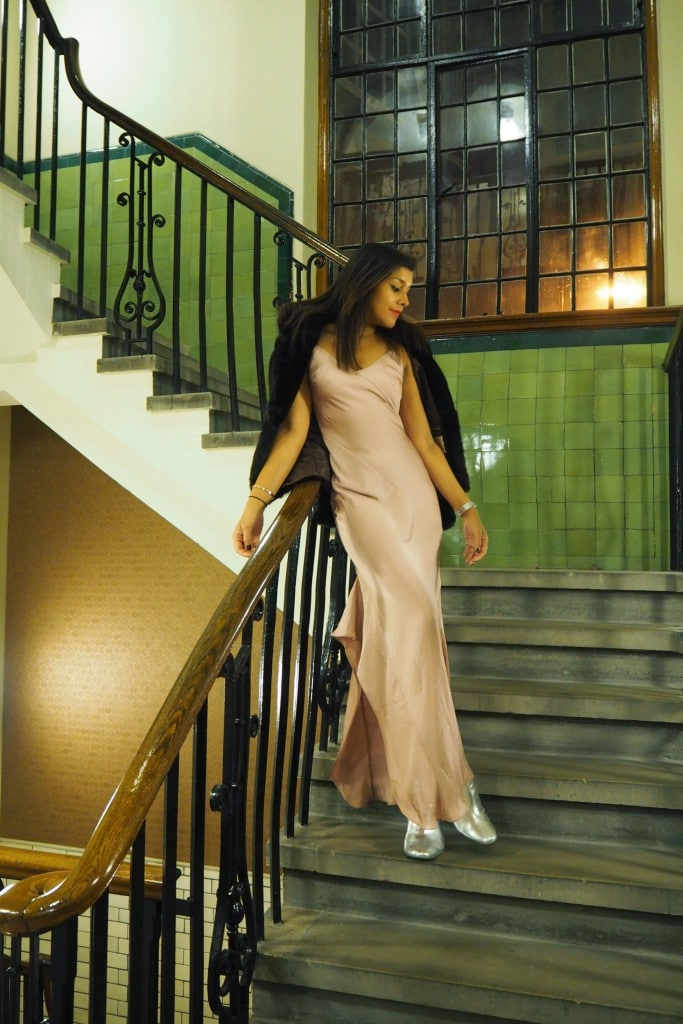wedding outfits winter UK The style traveller Bonnie